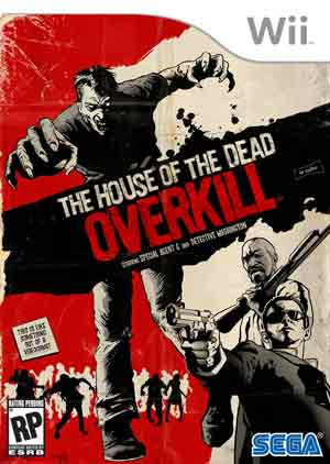 The House of the Dead: Overkill (2009)