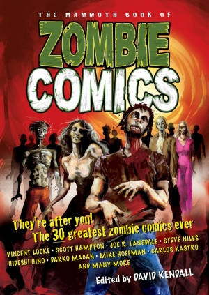 Mammoth Book of Zombie Comics (2008)