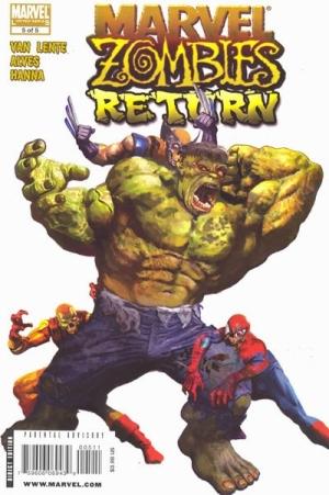 Marvel Zombies Return (2010)