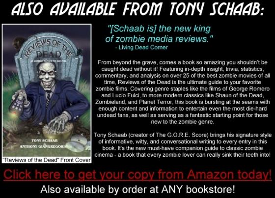 "Buy ""Reviews of the Dead"" via Amazon.com"