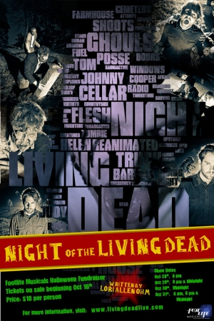 Night of the Living Dead Live (2010)