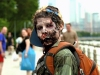 "AMC unleashes the ""Zombie Experiment"" on New York City"