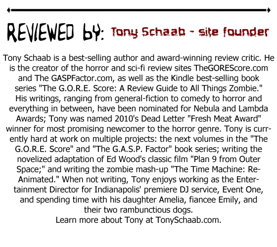 Reviewed by Tony Schaab