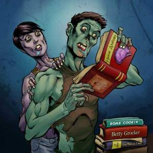 Zombies Reading
