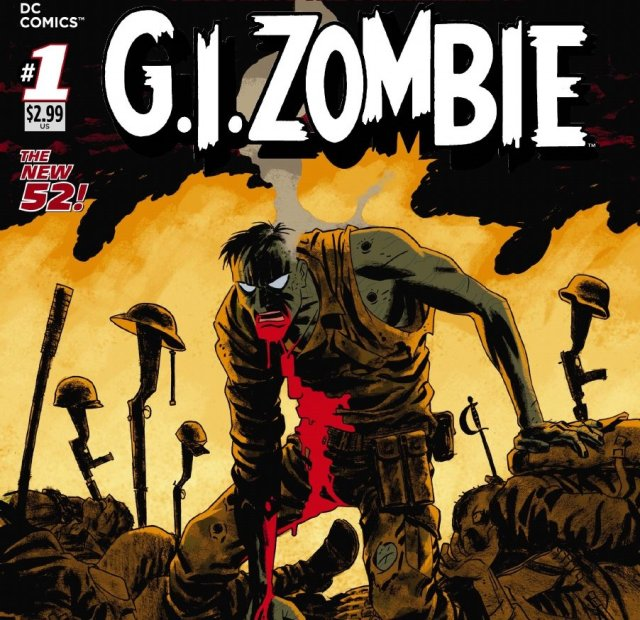 GI Zombie Featured